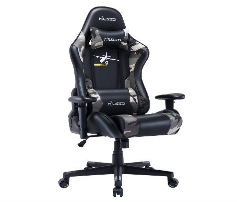 HugHouse Musso Series Ergonomic Gaming Chairs