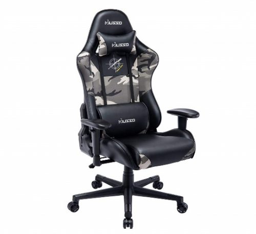 Musso Ergonomic Camouflage Gaming Chairs
