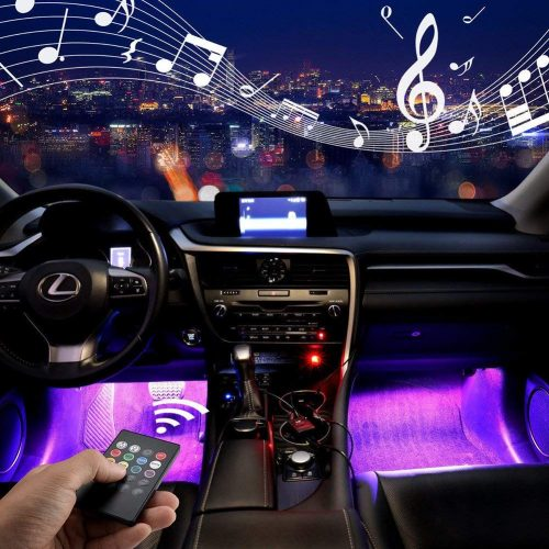 Jawat Car Interior Lights