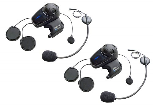 Sena SMH10D-11 Motorcycle Bluetooth Headset