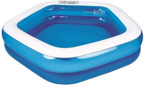"Jilong Pentagon Inflatable Family Pool, 79"" x 77"" x 18.5"""