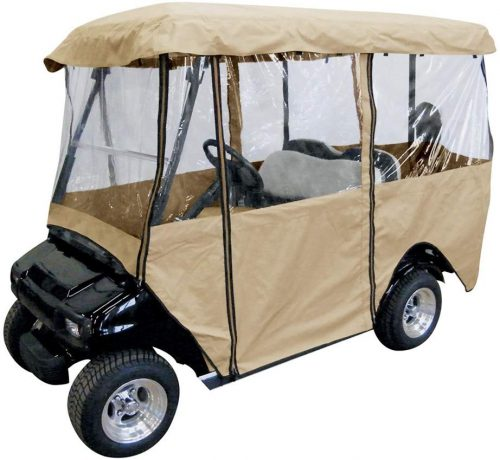 Leader Accessories Deluxe 2-Person Golf Cart Cover