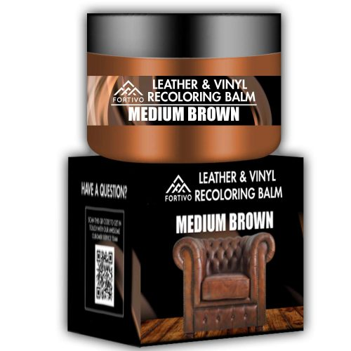 FORTIVO Brown Leather Repair Kits