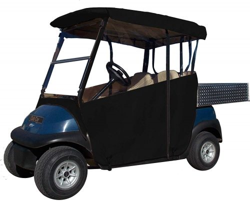 Golf Cart Cover – Fits Golf Bags
