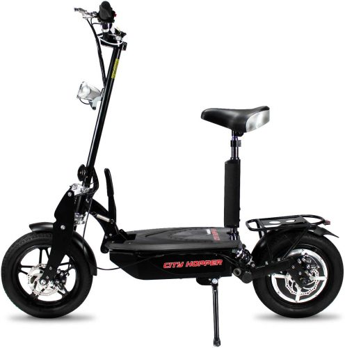 Electric Scooter with Large Wheels