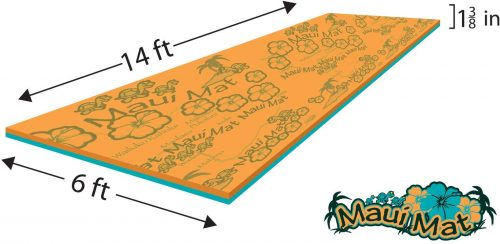 Maui Mat (by the Aqua Lily Products)