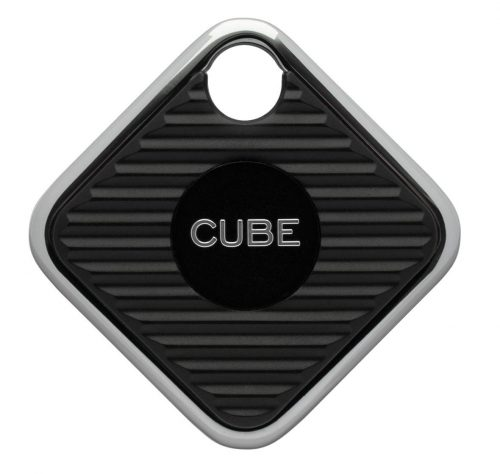 Cube Pro Key Finder Smart Tracker Bluetooth Tracker for Dogs, Kids, Cats, Luggage, Wallet, with the app for Phone, Replaceable Battery Waterproof Tracking Device