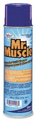 Mr. Muscle Oven and Grill Cleaner 19 Ounce 1 Can