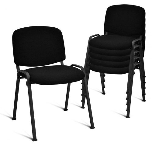 Giantex Set of 5 Conference Chair Elegant Design Office
