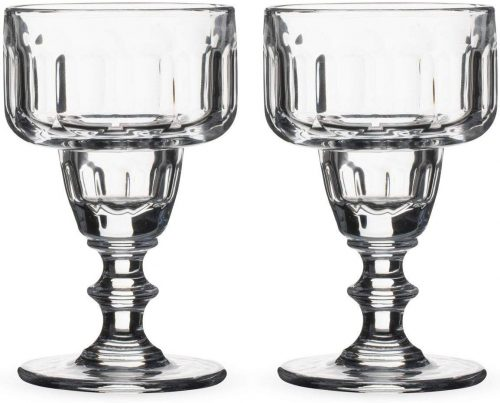 Absinthe Coupe Glasses - 8 oz - 2 Pack