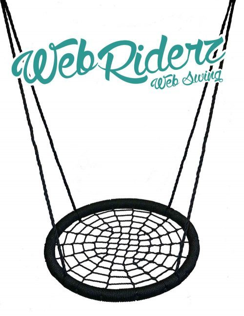 Web Riderz Outdoor Swing