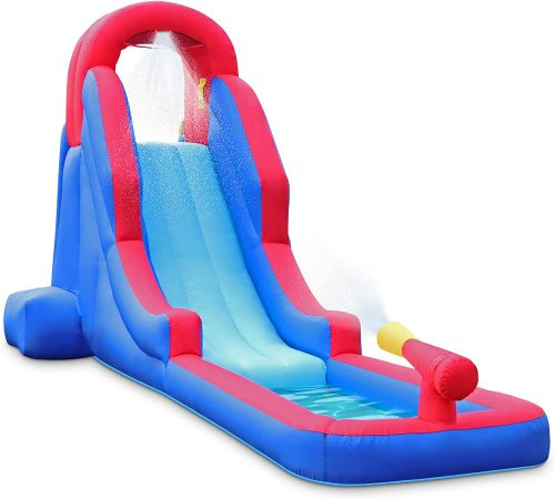 Sunny & Fun Deluxe Inflatable Water Slide Park