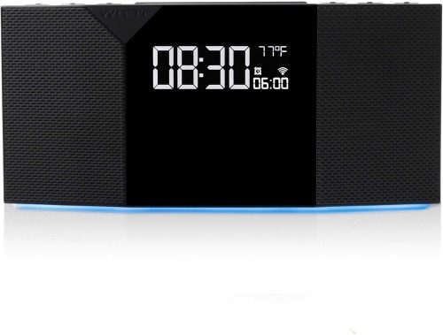 WITTI BEDDI 2, Intelligent Alarm Clock with White Noise Generator