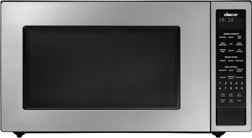 """Dacor DMW2420S 24"""" Distinctive Series Counter Top or Built-In Microwave in Stainless Steel"""