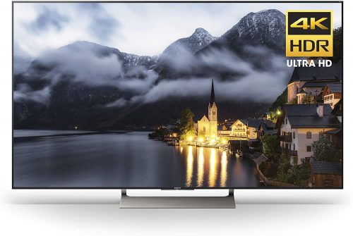 Sony: XBR49X900E 4K Ultra HD Smart LED TV