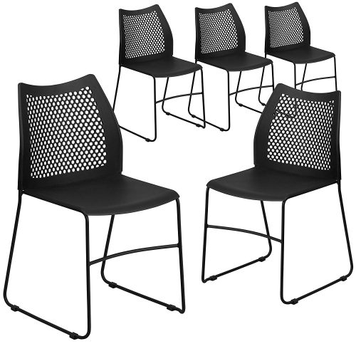 Flash Furniture 5 Pk - waiting room chairs