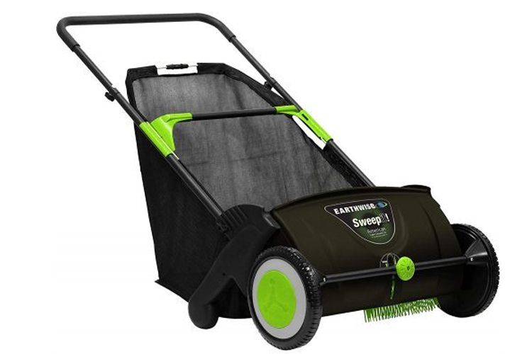 Push Lawn Sweepers