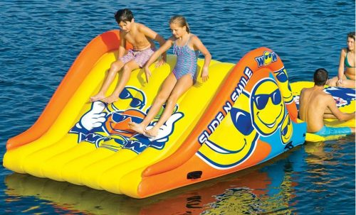How to Maintain Your Inflatable Pool Slide?
