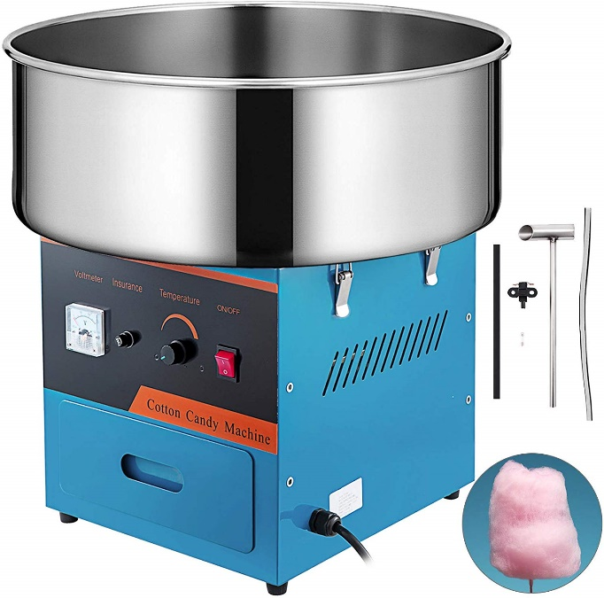 VBENLEM Electric Candy Floss Maker - Cotton Candy Makers