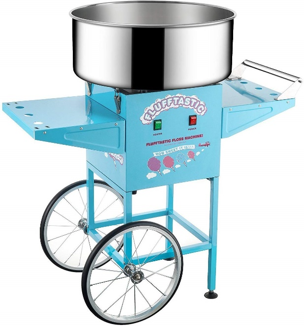 6315 Great Cotton Candy Machine - Cotton Candy Makers