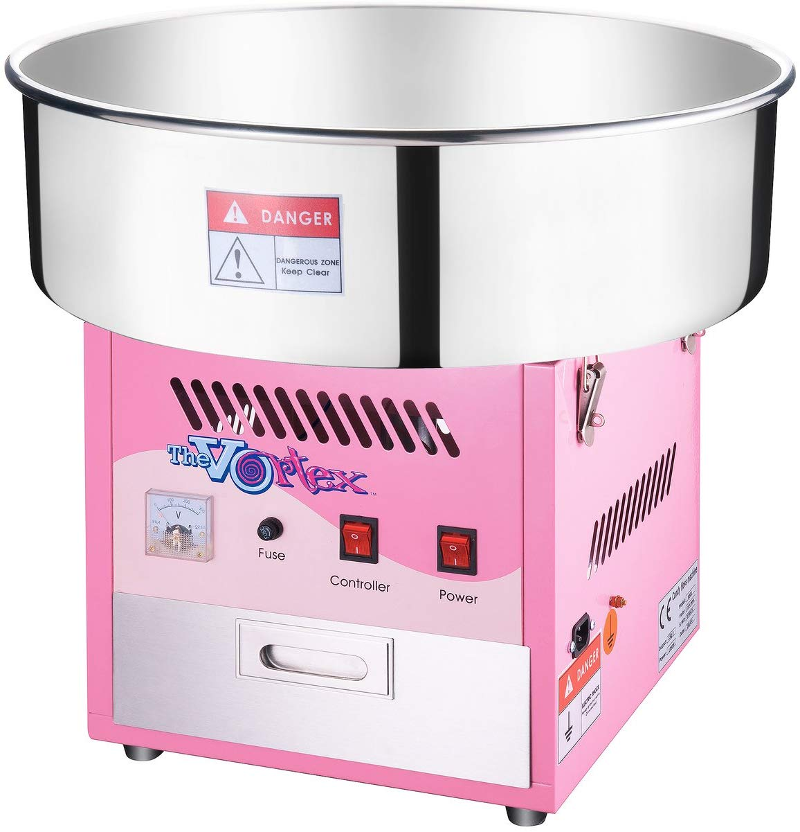 6303 Great Quality Cotton Candy - Cotton Candy Makers