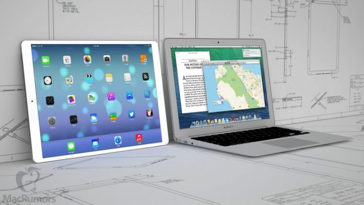 MacBook Air or iPad Pro