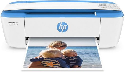 HP DeskJet 3755 Compact All-in-One Printer