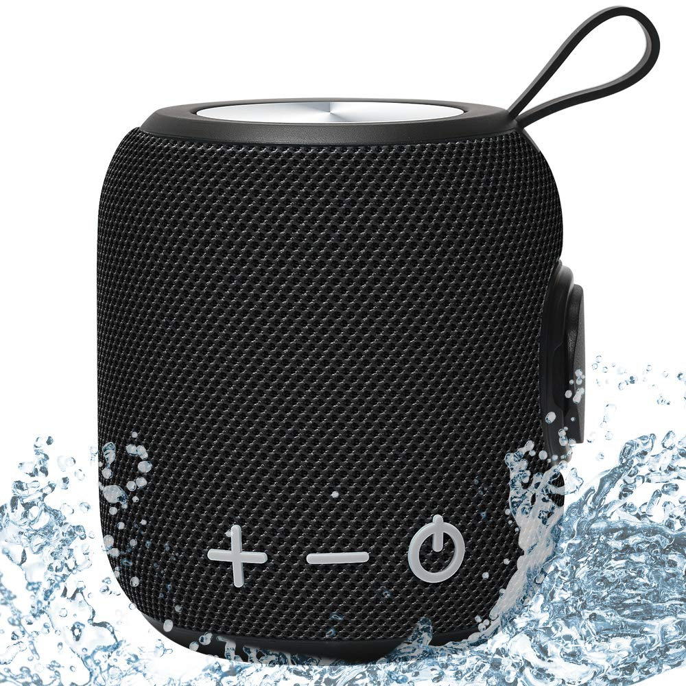 SANAG Bluetooth 5.0 Dual Pairing Loud Wireless Mini Speaker - Mini Bluetooth Speakers