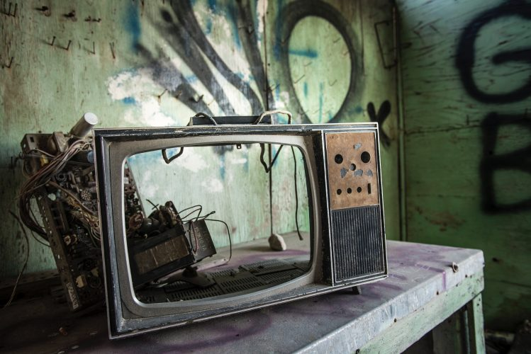 [INFOGRAPHIC] The Evolution of Television