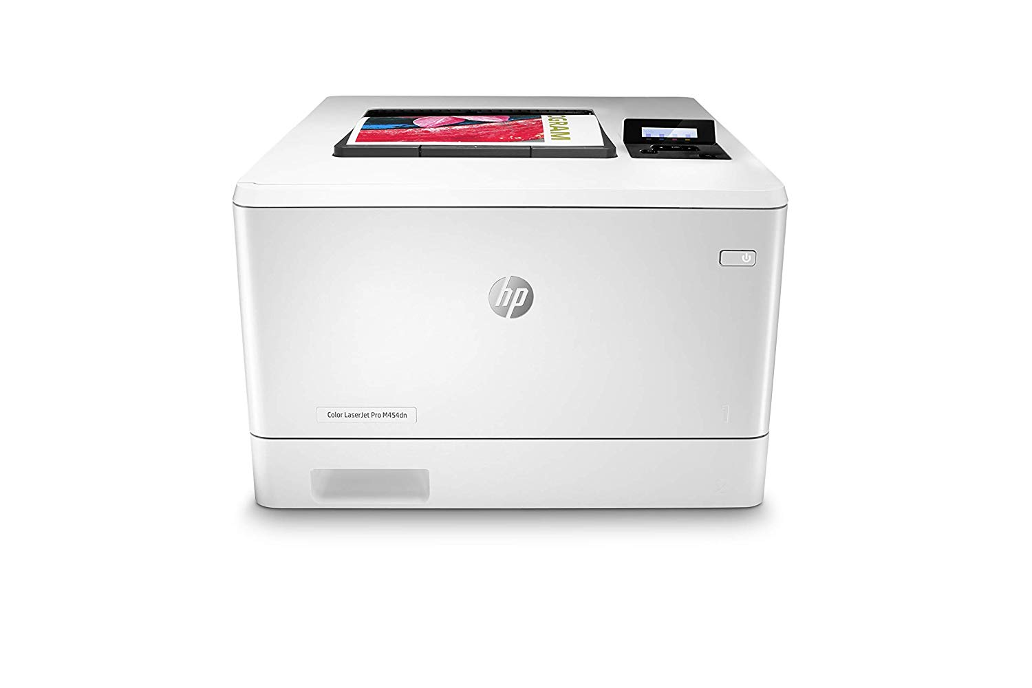 HP Color LaserJet Pro M454dn Printer (W1Y44A) – Ethernet Only