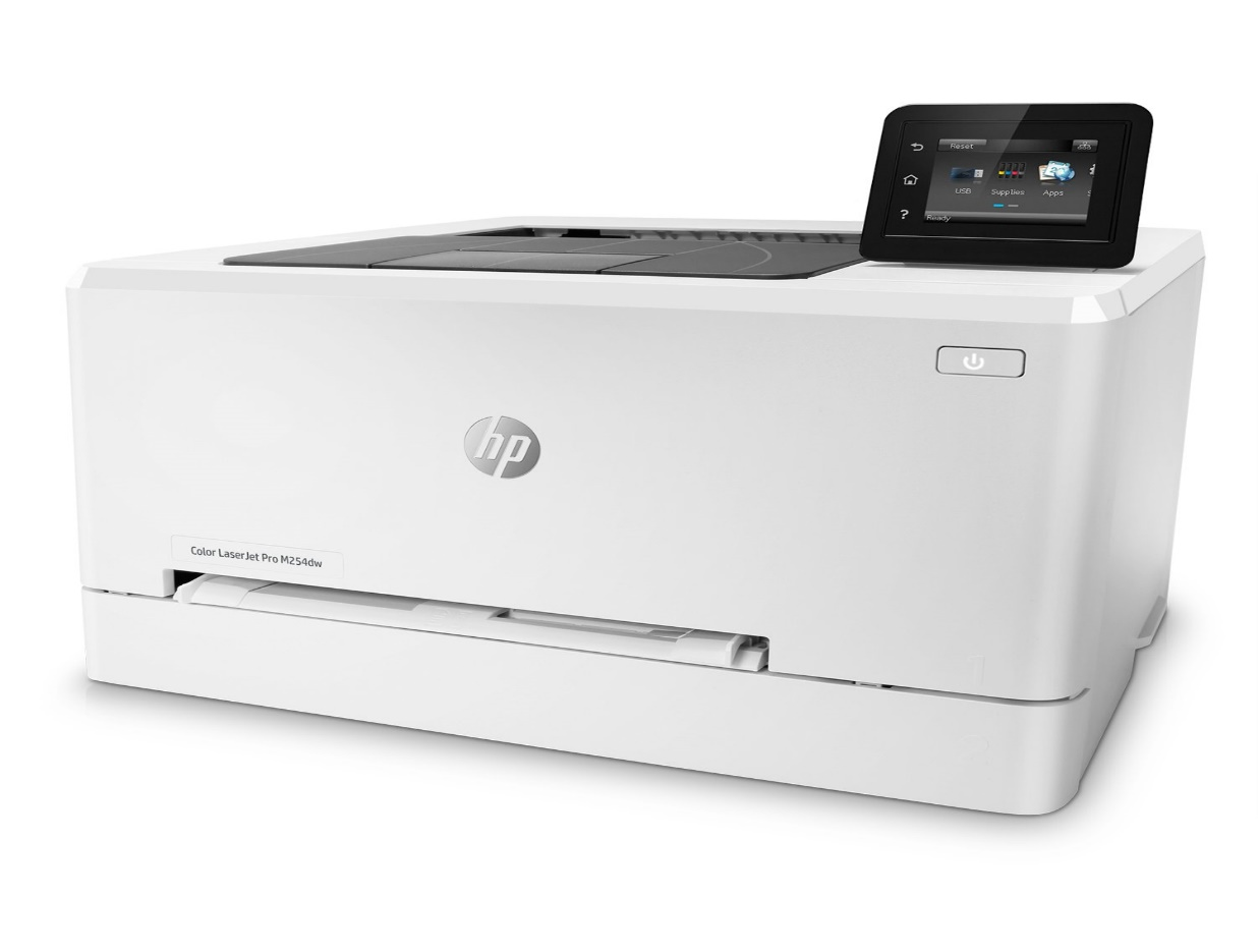 HP LaserJet Pro M254dw Wireless Color Laser Printer, Amazon Dash Replenishment Ready (T6B60A