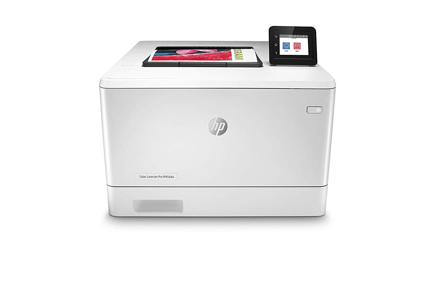 HP Color LaserJet Pro M454dw Printer (W1Y45A)