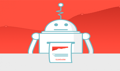 Analyse unstructured data by bot