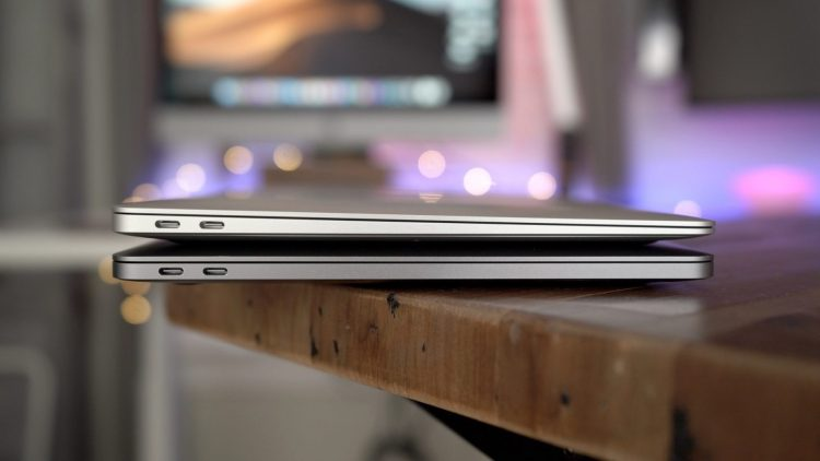 Differences between MacBook Pro and MacBook Air