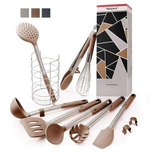 REMIHOF Silicone Kitchen Utensil Set