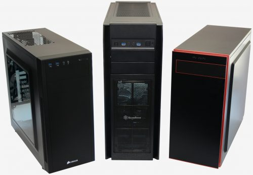 PC tower model