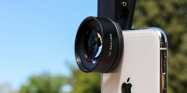 Add-On iPhone Lenses