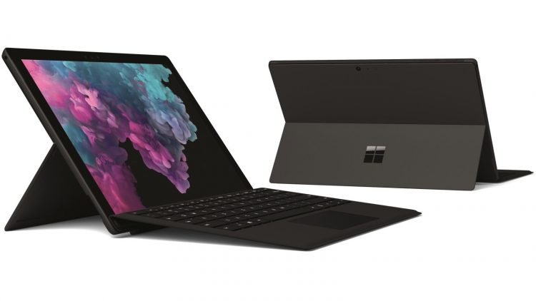 MacBook Air 2020 vs. Surface Pro 6