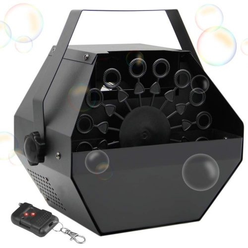ATDAWN Portable Bubble Machine - Bubble Machines