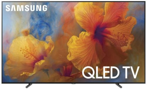 Samsung: QN65Q9 4K Ultra HD Smart QLED TV