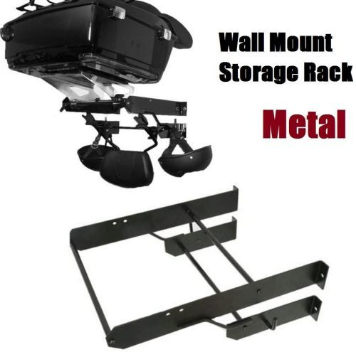 Wall Mount Storage rack storage For Harley Touring Ultra Classic CVO FL Trunk Tour-Pak tourpack