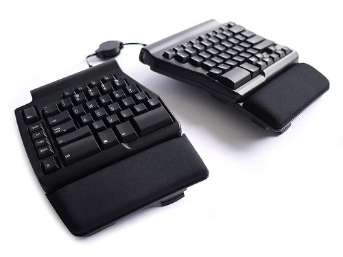 Matias Old Model Ergo Pro Keyboard for PC