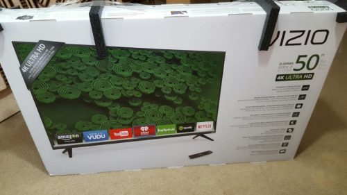 VIZIO: D50u-D1 4K Ultra HD Smart TV