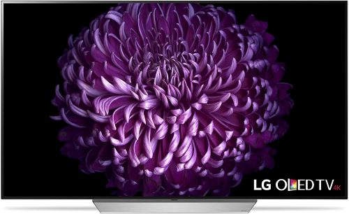LG Electronics: OLED65C7P 4K Ultra HD Smart OLED TV