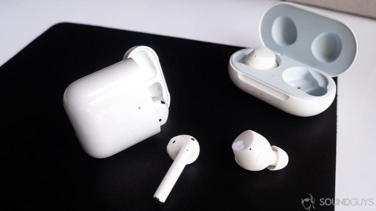 Galaxy Buds vs. AirPods