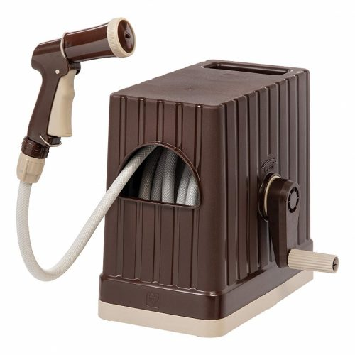 IRIS USA, FHEX-15 All-in-One Retractable Hose Reel Box