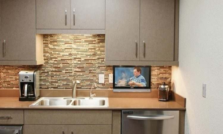 What Is The Right Size TV For the Kitchen?