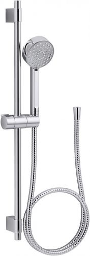 KOHLER K-98361-CP Awaken G90 Slidebar Kit - Kohler Shower Systems