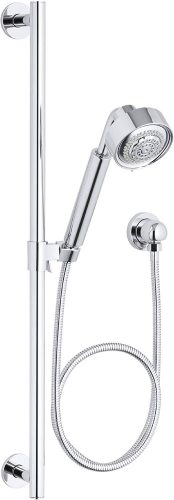 Kohler K-9059-CP Contemporary Handshower Kit - Kohler Shower Systems