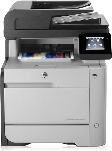 HP M476dn Color Photo Printer with Scanner, Copier and Fax